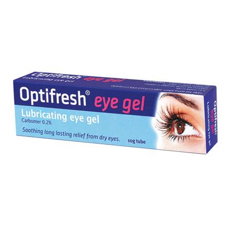 OPTIFRESH E/GEL 10G