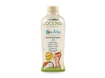 Optislim Coconut Lemon 48 Hour Detox 946ml
