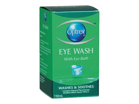 OPTREX Eye Wash with Bath 300 ml