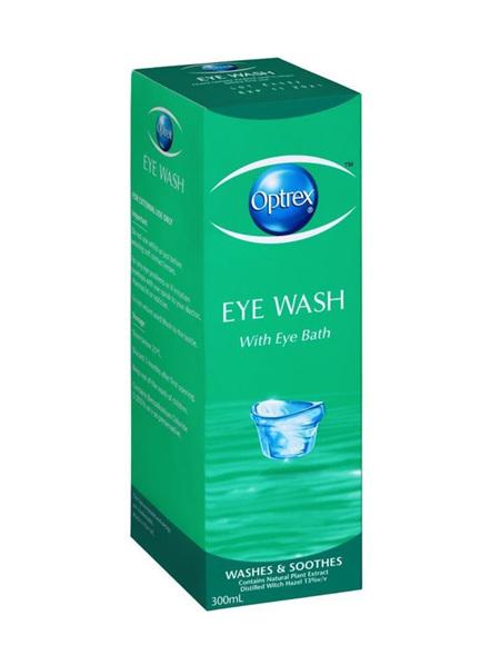 OPTREX Eye Wash with Bath 300ml