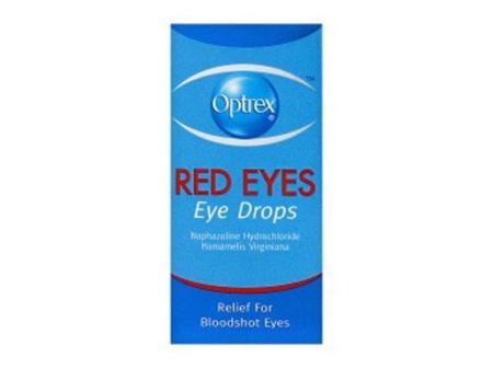 OPTREX Red Eyes Drops 10ml