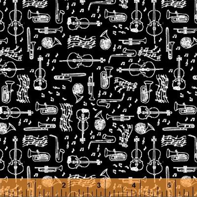 Opus Instruments Black