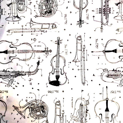Opus Instruments White