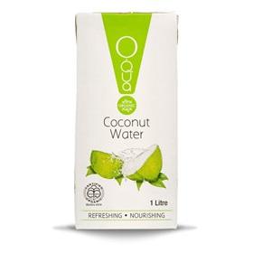 Oqua Coconut Water Organic 1ltr