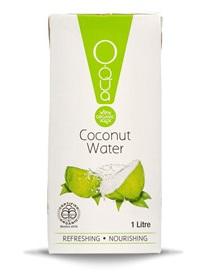 Oqua Organic Coconut Water - 1 Litre