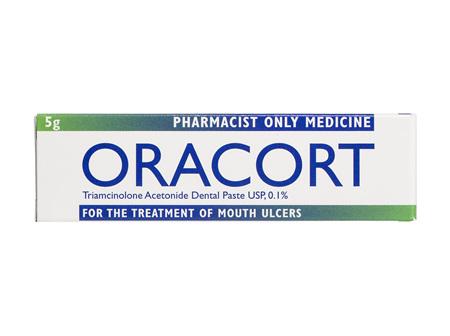 Oracort 5g