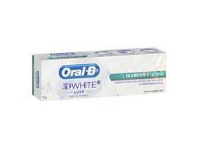 ORAL B 3D White Luxe Diamond Strength Toothpaste 95g