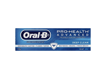 ORAL B Advanced Deep Clean 110g