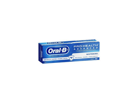 ORAL B Advanced Whitening Toothpaste 110g