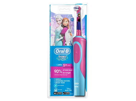 Oral B Electric Toothbrush Frozen 5+