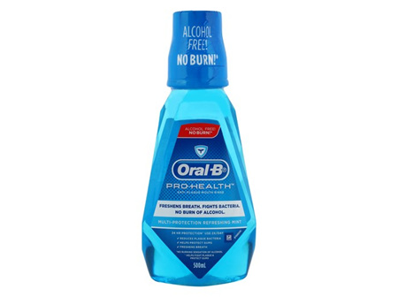 ORAL B Multi Protection Rinse 500ml