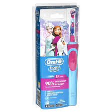 Oral-B Stages Power 5 Plus Years Soft Toothbrush - Frozen