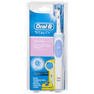 ORAL B Vitality Sensitive Power T/B