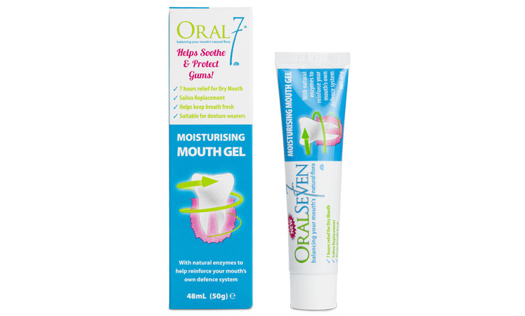 Oral Seven Gel 50 Gm