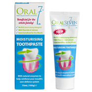 Oral Seven Toothpaste 105Gm