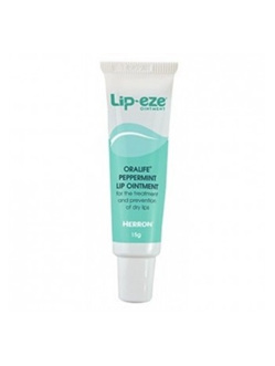 ORALIFE Peppermint Lip Oint. 15g