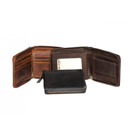 Oran Leather Aris Wallet