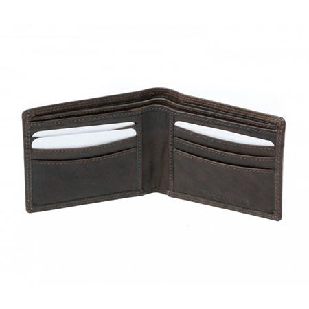 Oran Leather Mateo Wallet