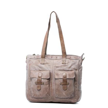Oran Leather Matilda Handbag