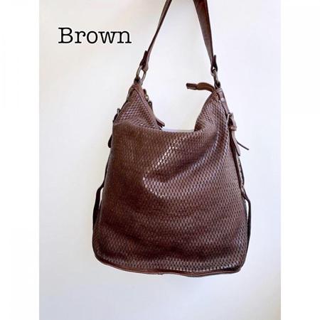Oran Leather Rita Handbag