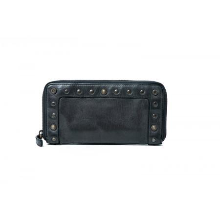 Oran Leather Sable Wallet