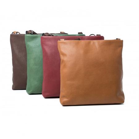 Oran Leather Sydney Bag