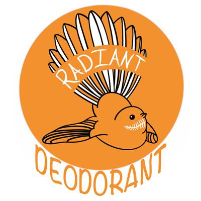 Orange Deodorant
