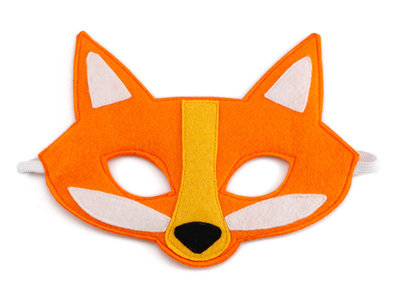 Harold the Fox Mask
