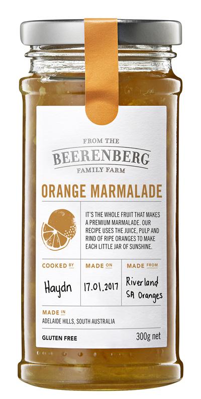 Orange Marmalade - 300g