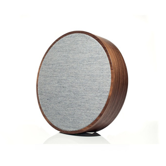 ORB WIRELESS SPEAKER WALNUT