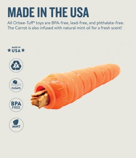 Orbee-Tuff - Carrot