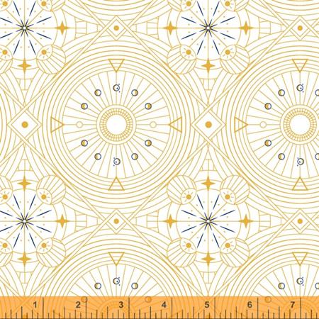 Orbit Celestial Grid White 52728M-4