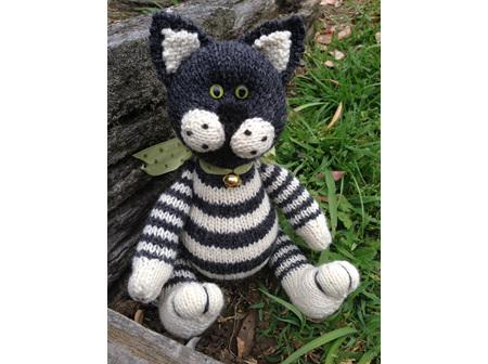 Oreo The Cat Kit Pattern