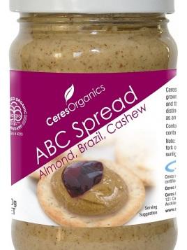 Organic ABC Spread - 300g