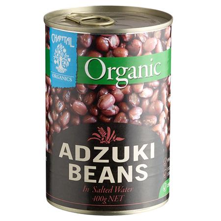 Organic Adzuki Beans - 400g