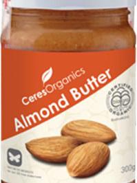 Organic Almond Butter - 300g