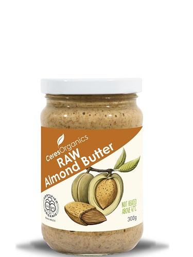 Organic Almond Butter (RAW) - 300g