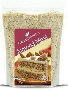 Organic Almond Meal - 250g