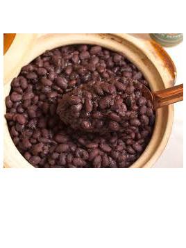 Organic Black Beans - 100g