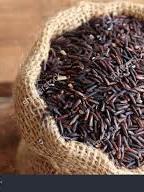 Organic Black Rice - 100g