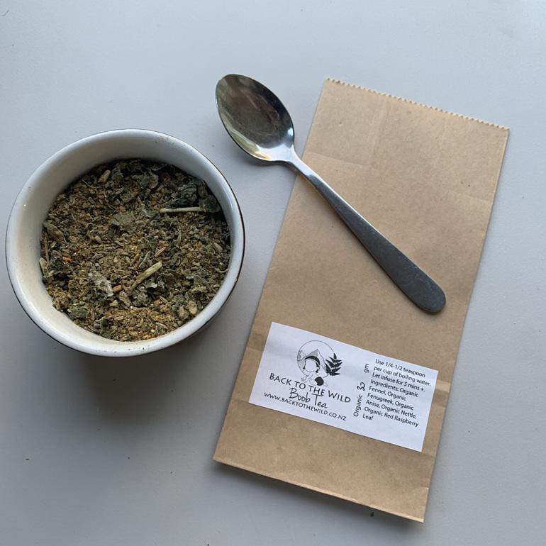 organic breastfeeding milk supply tea fennel fenugreek nz