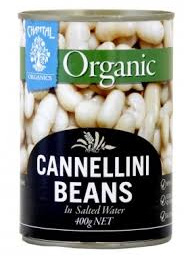 Organic Cannellini Beans - 400g