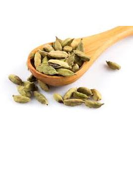 Organic Cardamom Seed Pods - 10g