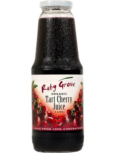 Organic Cherry Juice (Tart) - 1 Litre