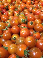 Organic Cherry Tomatoes - 1 punnet