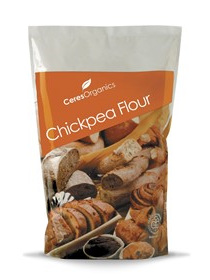 Organic Chickpea Flour - 800g
