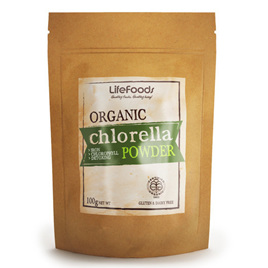 Organic Chlorella Powder - 100g