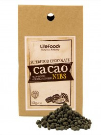 Organic Chocolate Covered Cacao Nibs - 100g