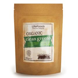 Organic Clean Greens - 200g