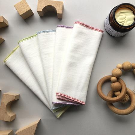 Organic  Cloth Baby Wipes